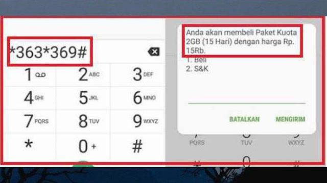 Kode Dial Berikut Tawarkan Paket Internet Murah Telkomsel dan Indosat Ooredoo
