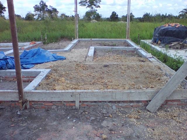 Tanah Bakal Rumah Petak