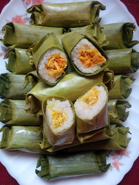 lemper-traditional indonesian food culture