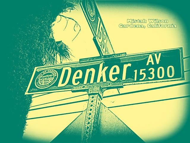 Denker Avenue, Gardena, California by Mistah Wilson