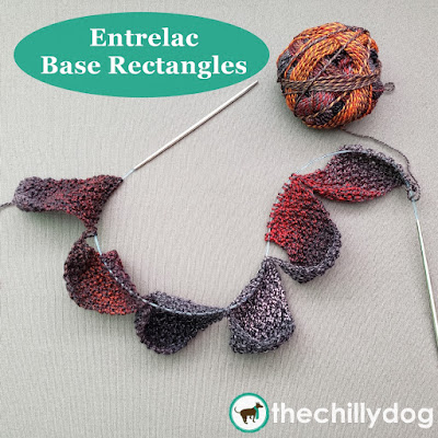 Knitting Video Tutorial: Entrelac Base Rectangles - Get started with entrelac knitting by giving your piece a decorative zig-zagged edge.