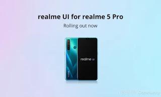 Realme 5 Pro dan Realme X mendapat pembaruan Realme UI; membawa Android 10
