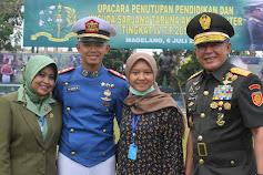 Pangkostrad Letjend TNI Besar Harto Karyawan Hadiri Wisuda Taruna/Taruni Tingkat IV Akmil