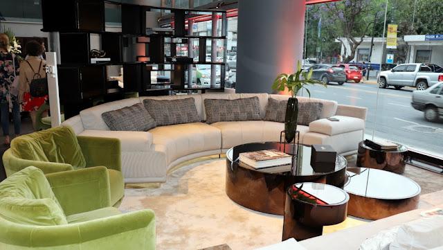 Argentina Mobili abre su primera tienda a la calle en Vicente López