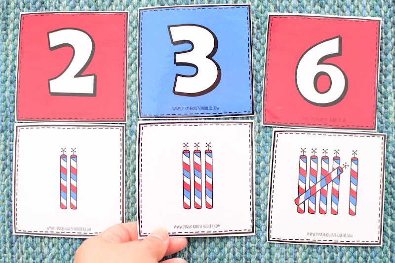 4th of July BONUS Materials in the Learning Pack