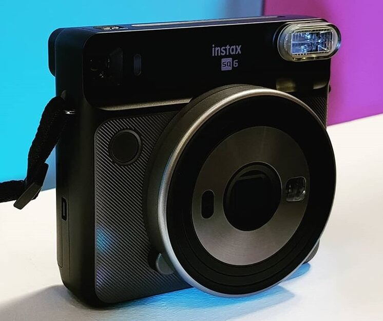 Fujifilm Instax SQUARE SQ6 Unveils in PH; Yours for Only Php7,999