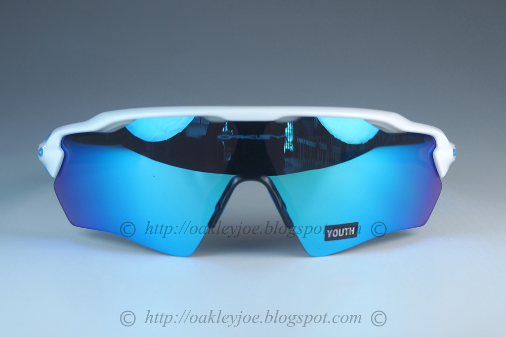 adf4c39cecbe OJ9001-0231 Radar EV XS Path Youth Fit, also fit small adult faces uranium  + jade iridium $200 lens pre coated with Oakley hydrophobic nano solution