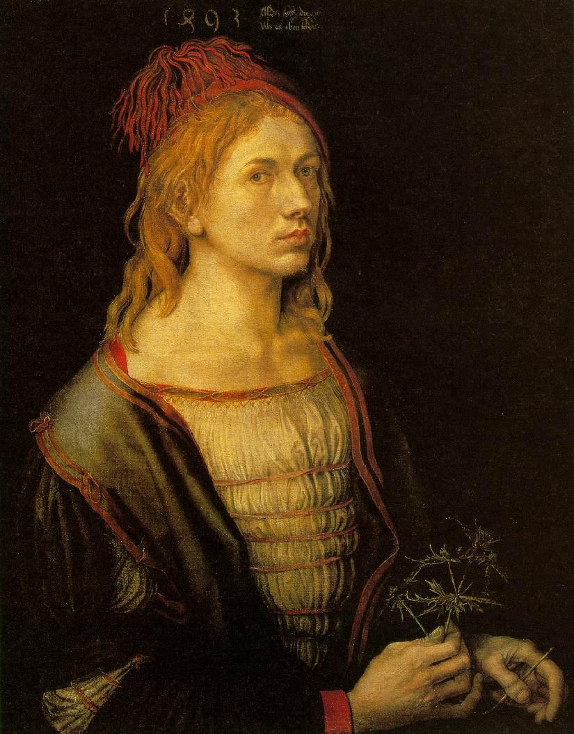 Dürer Selbstporträt