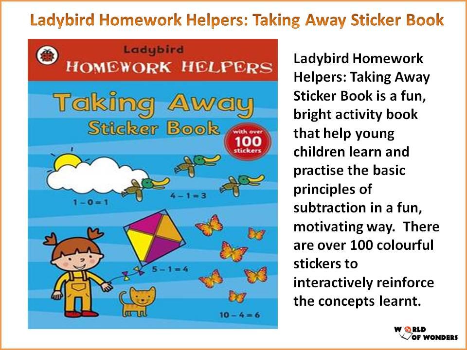 Ladybird homework helpers