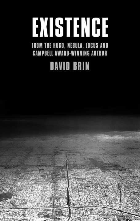 Falcata Times: SCIENCE FICTION REVIEW: Existence - David Brin