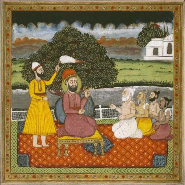 Guru Nanak Expalainin his Teachings