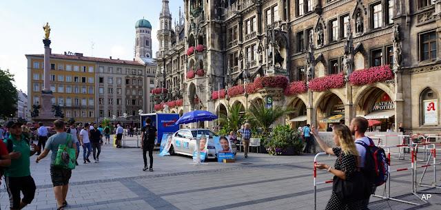 Marienplatz- München