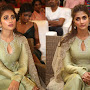 Pooja Hegde At Gaddala Konda Ganesh Movie Success Meet Photos