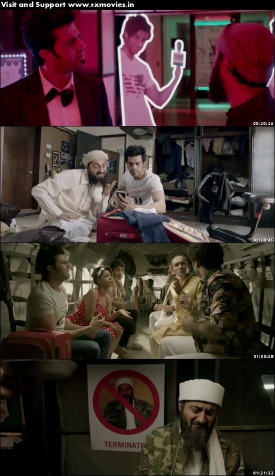 Tere Bin Laden Dead Or Alive 2016 Hindi 720p HDRip