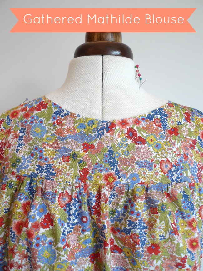 Sewing Blouse Patterns