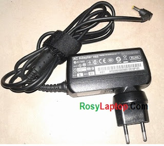 Charger Adaptor Acer 12v – 1.5A small plug