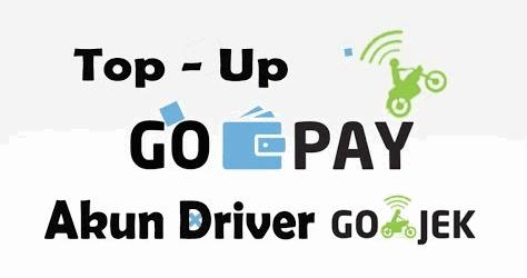 Inilah Tips Mudah dan Cara Isi Dompet Driver Gojek Lengkap, Market Pulsa, Arkana Pulsa