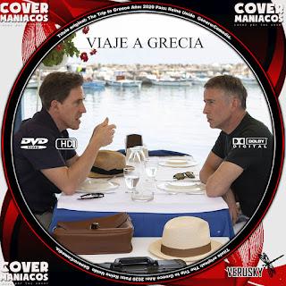 GALLETA VIAJE A GRECIA - THE TRIP TO GREECE2020[COVER DVD]