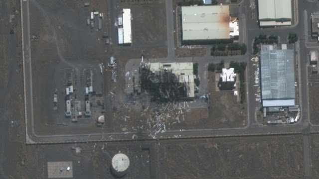 Veszélyes lehet az iráni atom: újabb nukleáris létesítmény közelében történt baleset