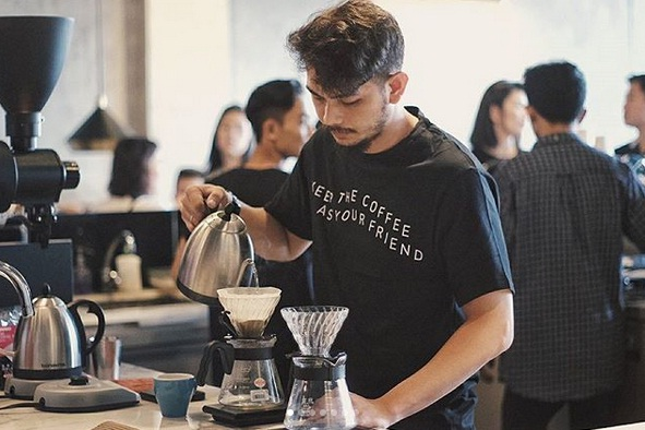 Indonesia Brewers Cup (IBrC) 2018