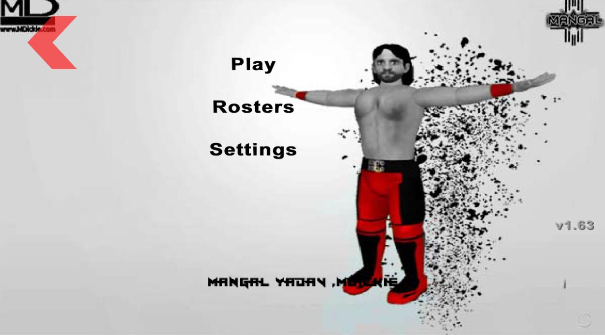 WR3D 2K19 Mod By Mangal Yadav Download
