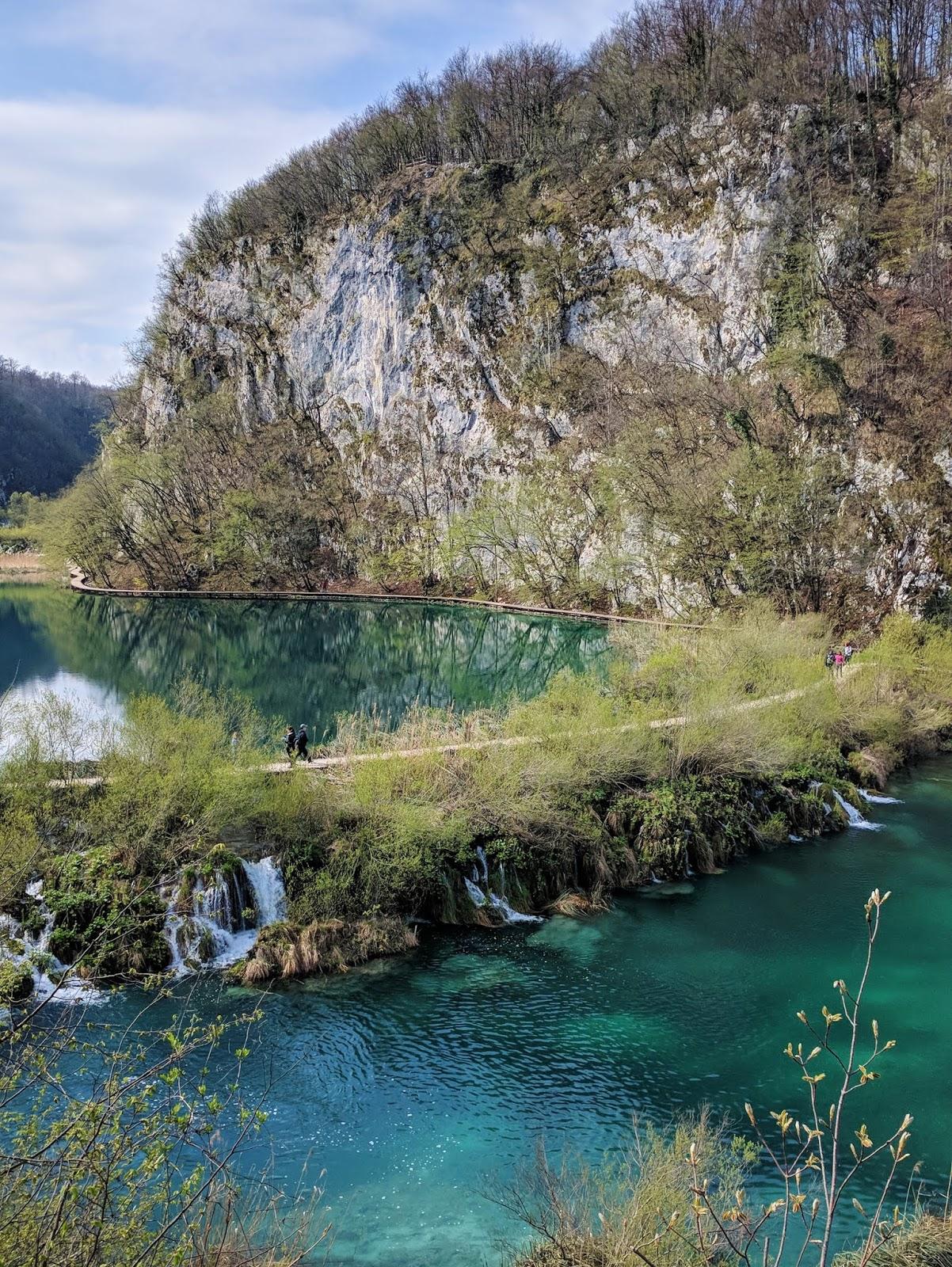 plitvice lakes national park lower lakes