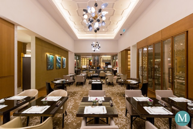 restaurants at The St. Regis Macao, Cotai Central
