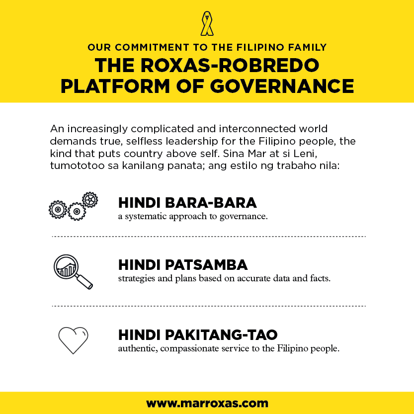 Platform of Governance