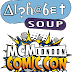 Alphabet Soup Goes to Comic Con
