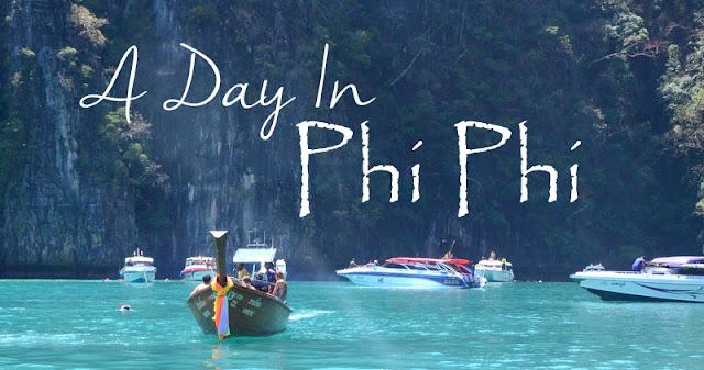Phi Phi day tour