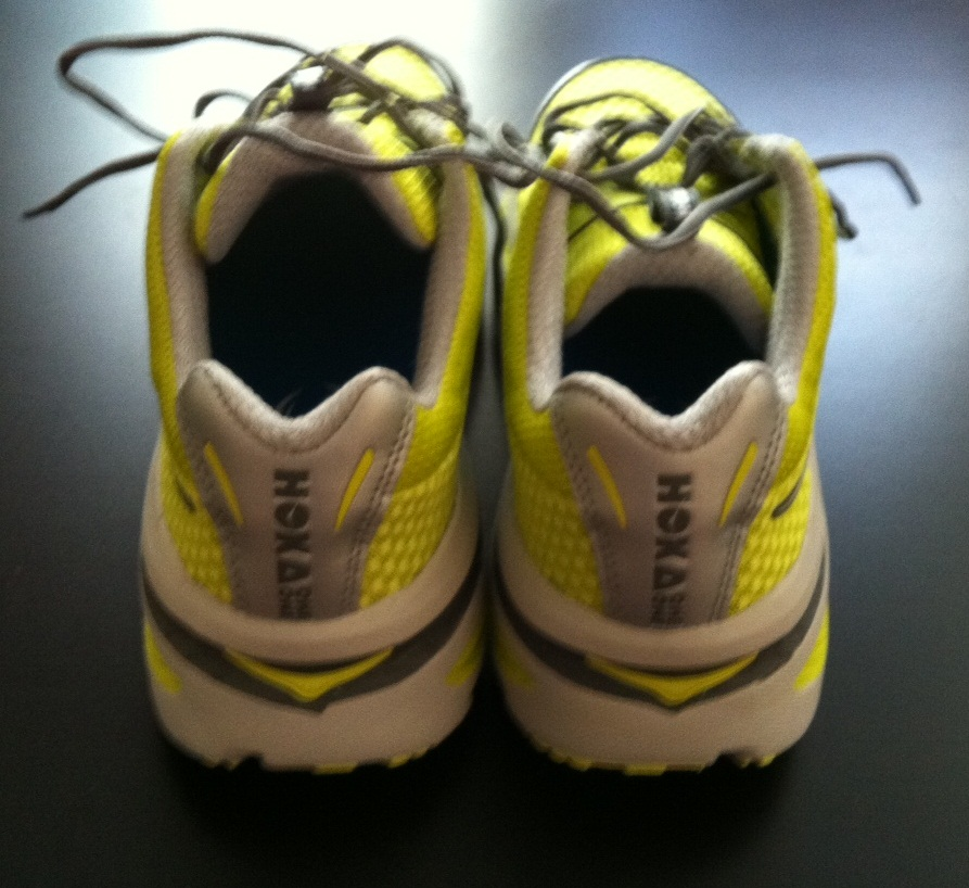 writing about running: The Hoka One One Field Test