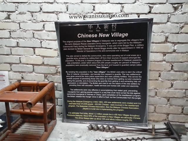 harga tiket Muzium time tunnel cameron highland