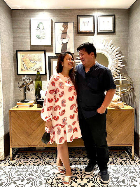 Celebrating 18 Years of Love at Al Dawaar Revolving Restaurant