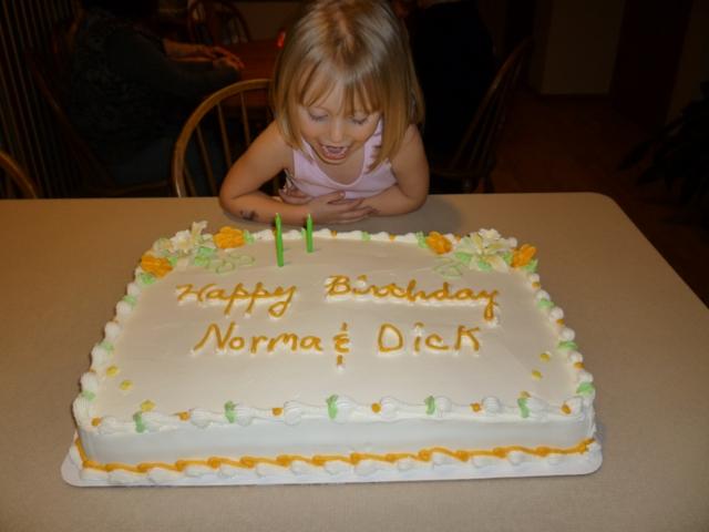 Adventures Of Kendall And Talia Happy Birthday Grandma