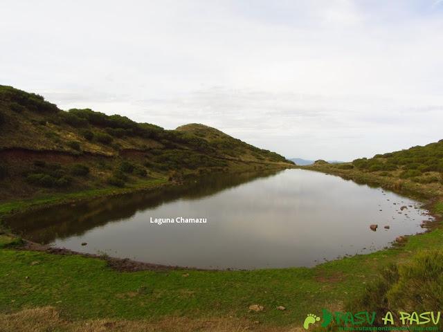 Laguna Chamazo en Somiedo