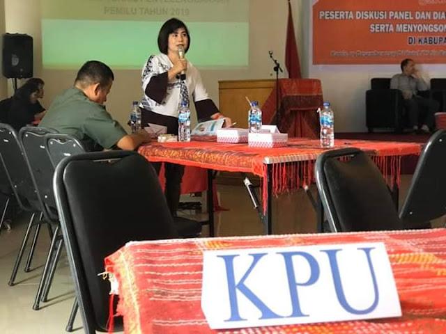 KPU Samosir Tetapkan 85 Calon PPK Hasil Seleksi Wawancara