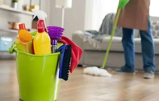 أعمال تنظيف