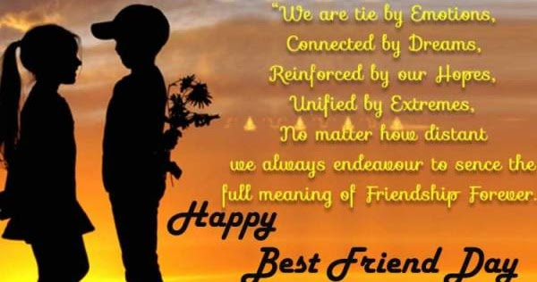 Top 100 Friendship Day Quotes 2020 [English]