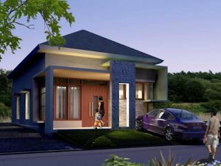3 dekorasi rumah sederhana dengan garasi mobil - dekorasi