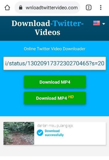Cara Download Video Twitter dari Android dengan Mudah