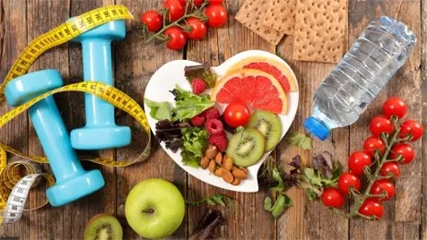 10 ingredients into your diet and lifestyle will result in improved fitness and health