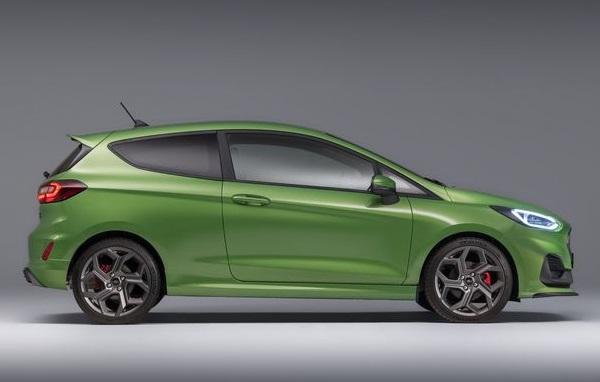 Ford Fiesta ST 2022