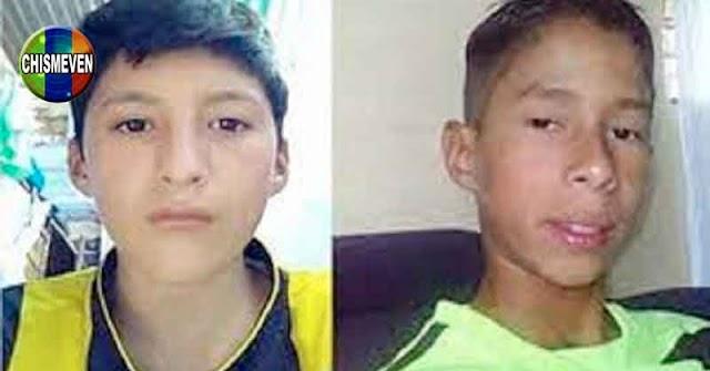 Dos niños se encuentran desaparecidos en el Táchira desde el 28 de mayo
