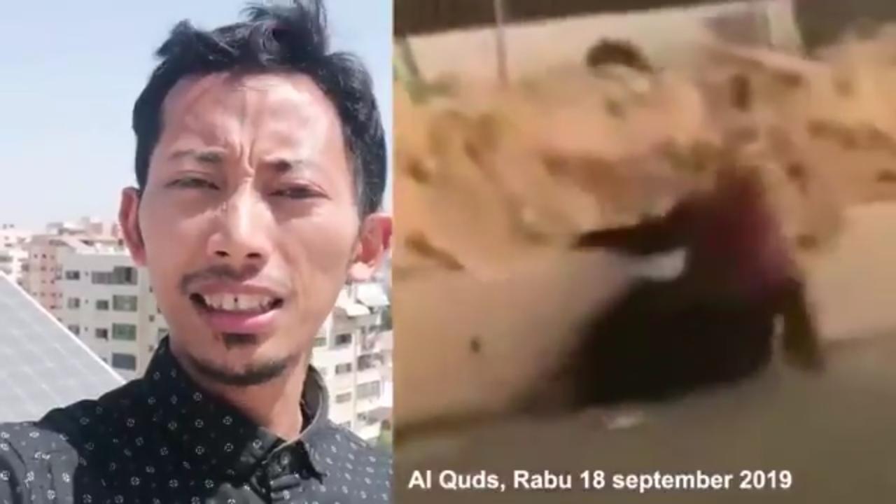 Abu Janda Sok Tahu, Warga Indonesia di Gaza Protes Keras