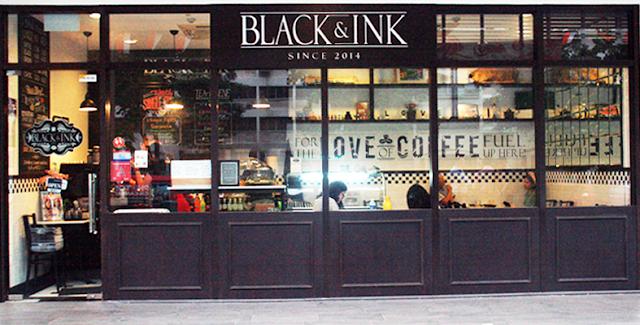 Singapore: BLACK&INK