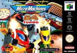 Roms de Nintendo 64 Micro Machines 64 Turbo (Español)  ESPAÑOL descarga directa