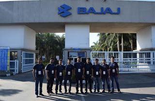 Diploma Mechanical, Automobile ,  Production, CIPET  Jobs Vacancy In Bajaj Motors Ltd, Manesar, Gurugram