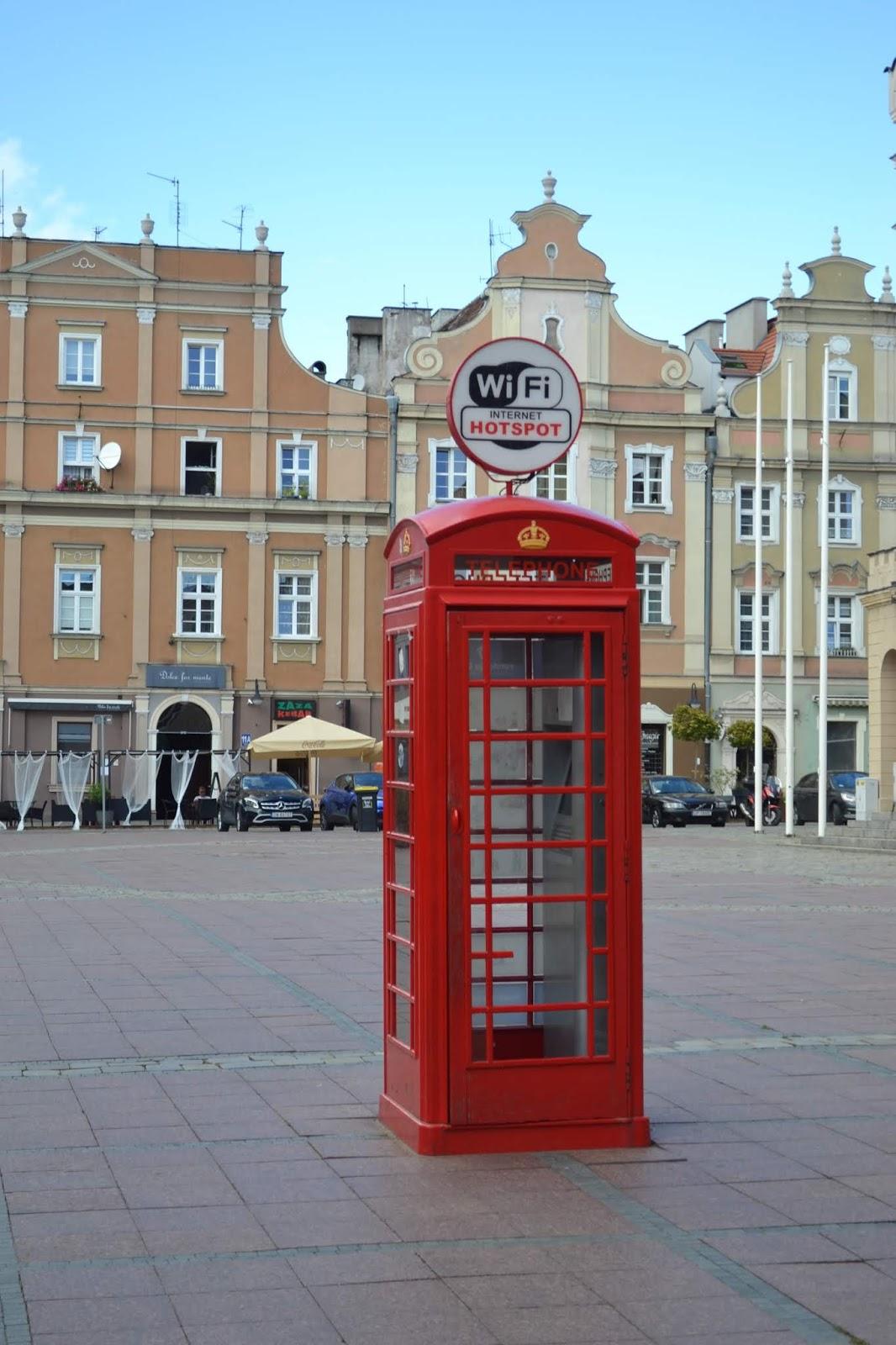 Centro storico di Opole