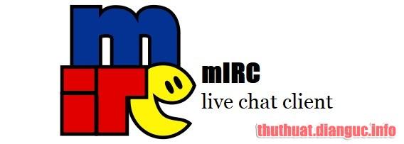 Download mIRC 7.57 Full Crack