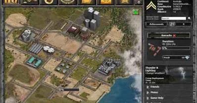 لعبة حرب القاعدة البرية